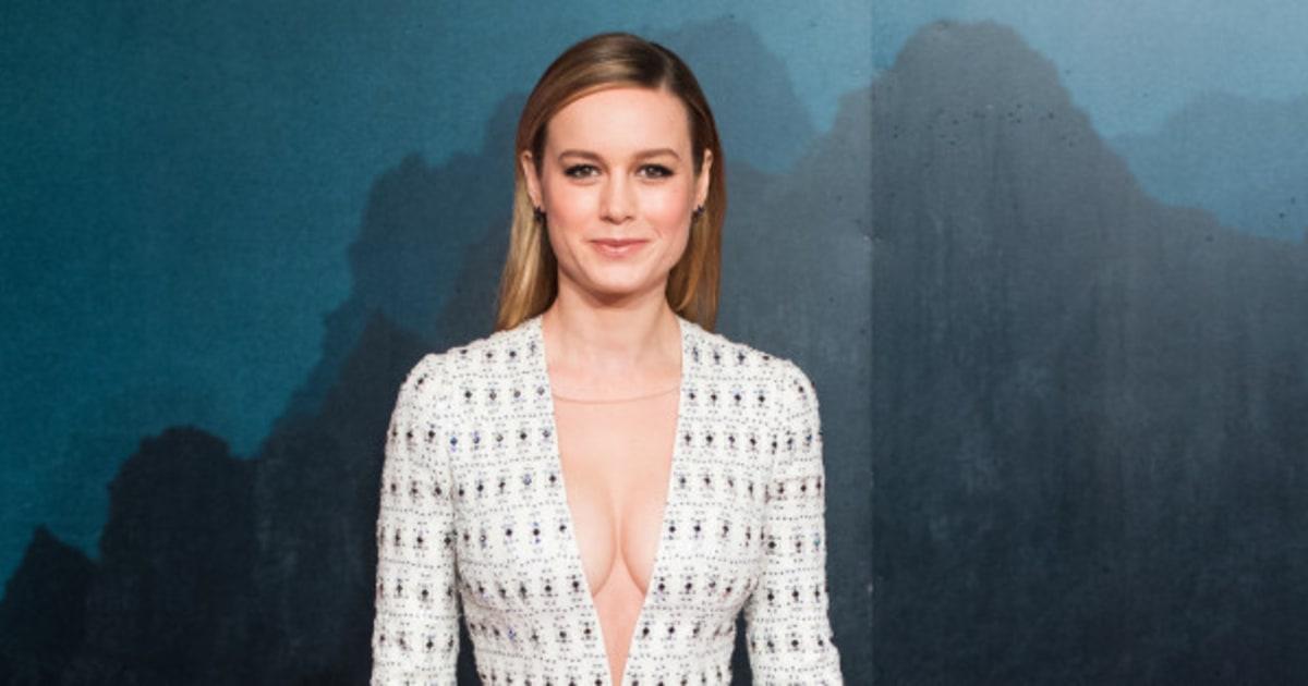 Brie Larson Gallery: Brie Larson Critiquée Par Des Trolls Pour Avoir Affiché Un