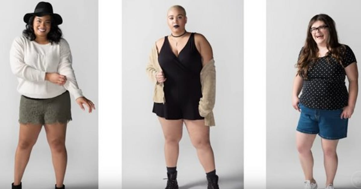 These Plus Size Women Break Fashion Rules For A Week Huffpost Canada