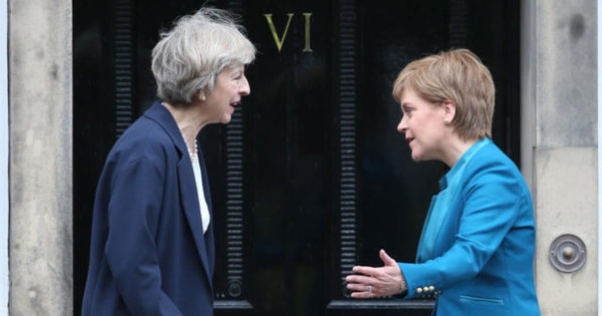 スコットランド独立の住民投票、...