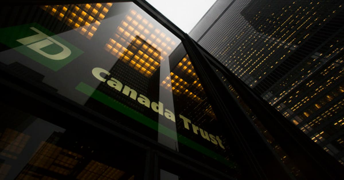 Why TD Bank Is Losing Me As A Customer After 30 Years