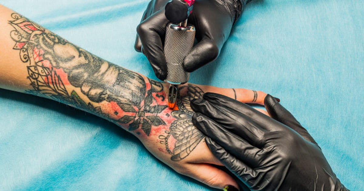 Tattoos May Change The Way You Sweat Study Huffpost Canada