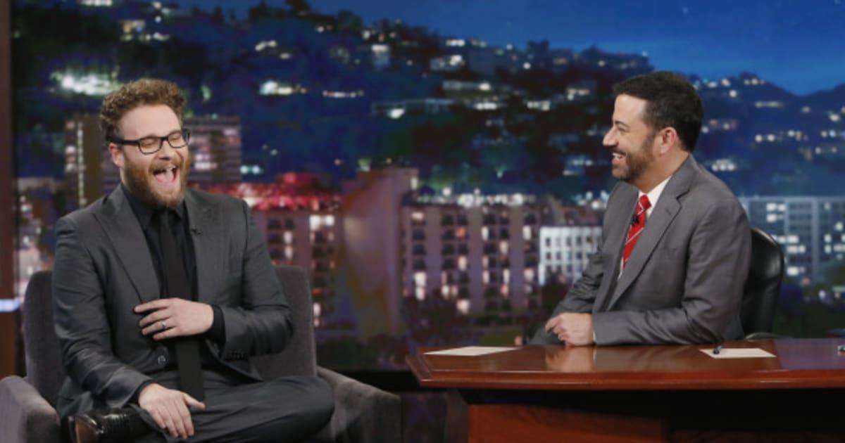 Jimmy Kimmel Mocks Canada\'s Marijuana Legalization Plan | HuffPost ...