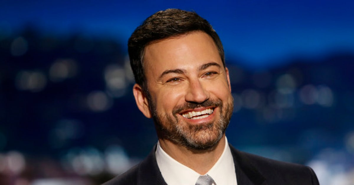 Jimmy Kimmel Tearfully Recounts Newborn Son\'s Heart Surgery ...