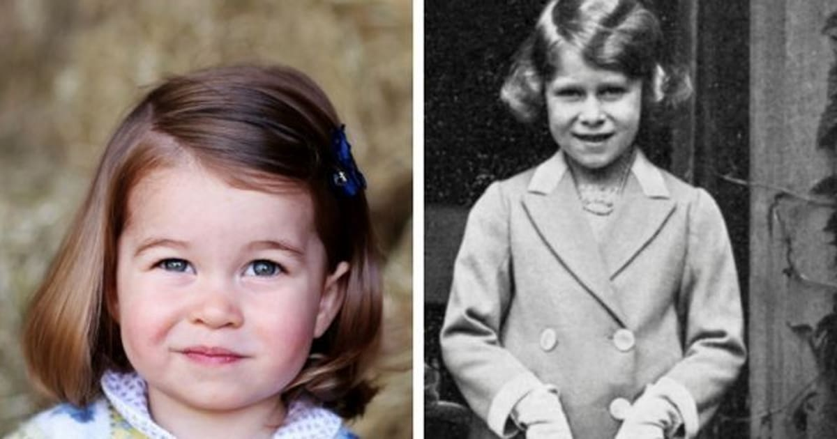Princess Charlotte S Birthday Makes For A Doubly Royal Celebration Huffpost Canada