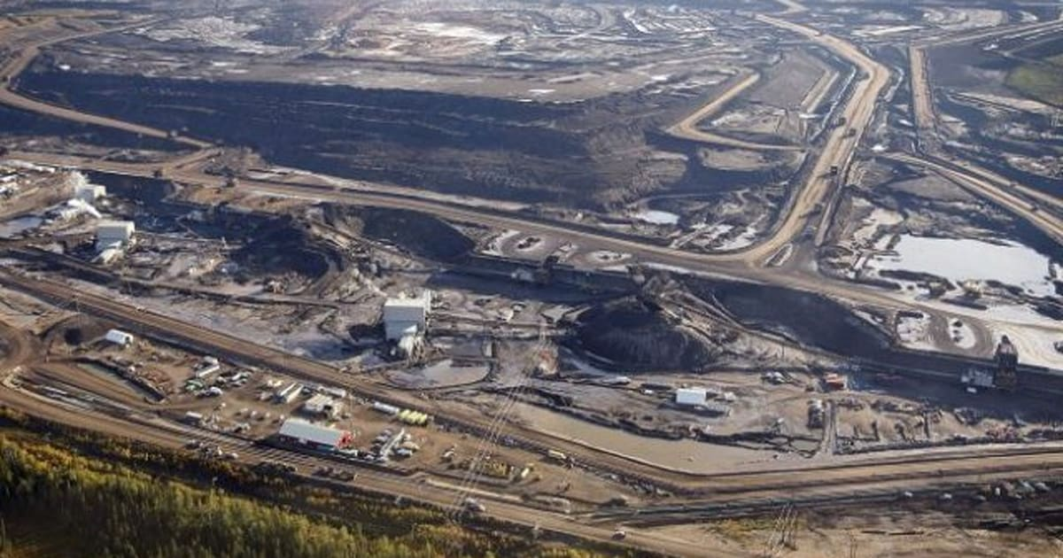 alberta oil sands essay example Movie director james cameron didn't like what he saw when he visited the  controversial alberta oil sands but what's the alternative for an.