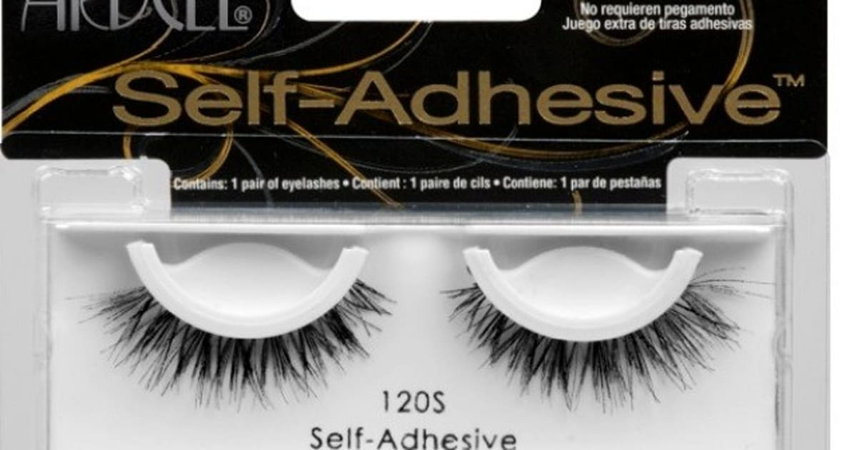 Put To The Test Ardell Self Adhesive Lashes Huffpost Canada