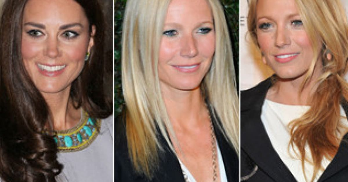 Celebrity Hair How To 21 Hairstyles In 21 Days Huffpost Canada