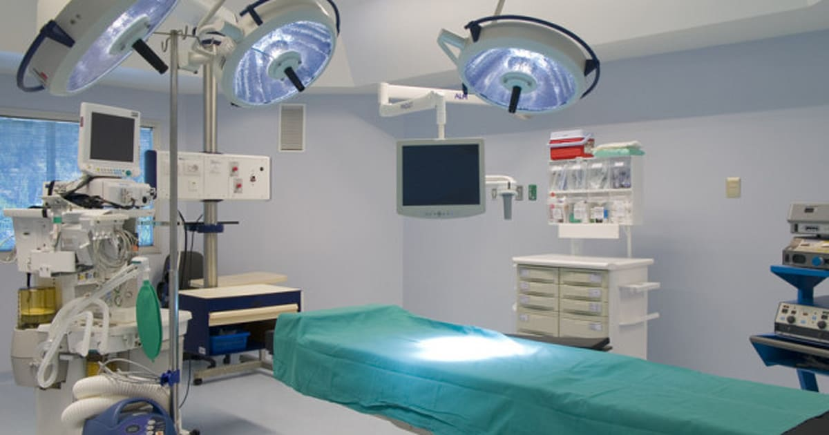 Why Operating Rooms Are Generating Huge Amounts Of Unnecessary Waste