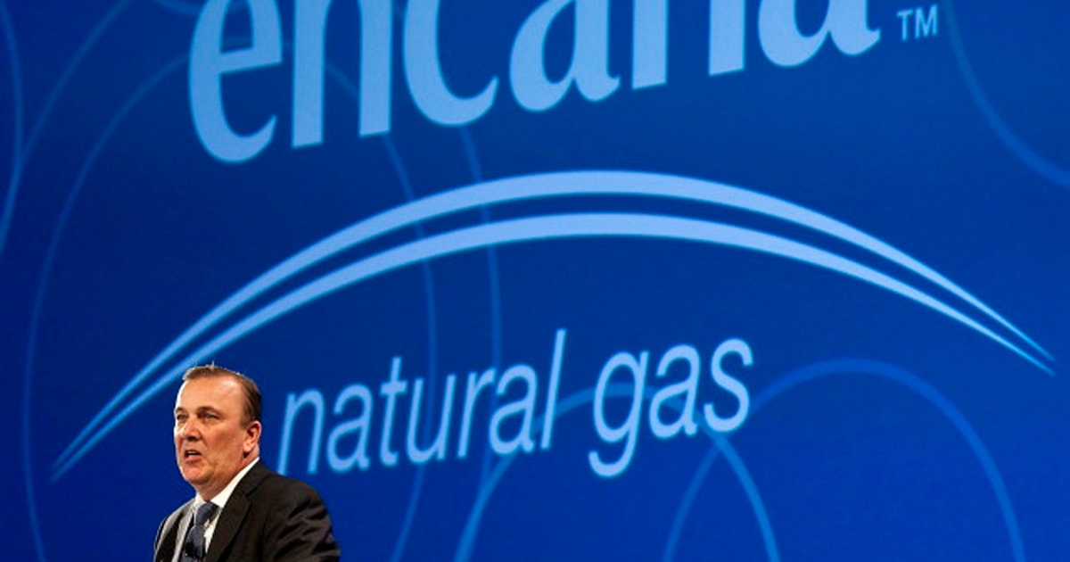 Encana Says Internal Probe Found No Evidence Of Land Sale Collusion