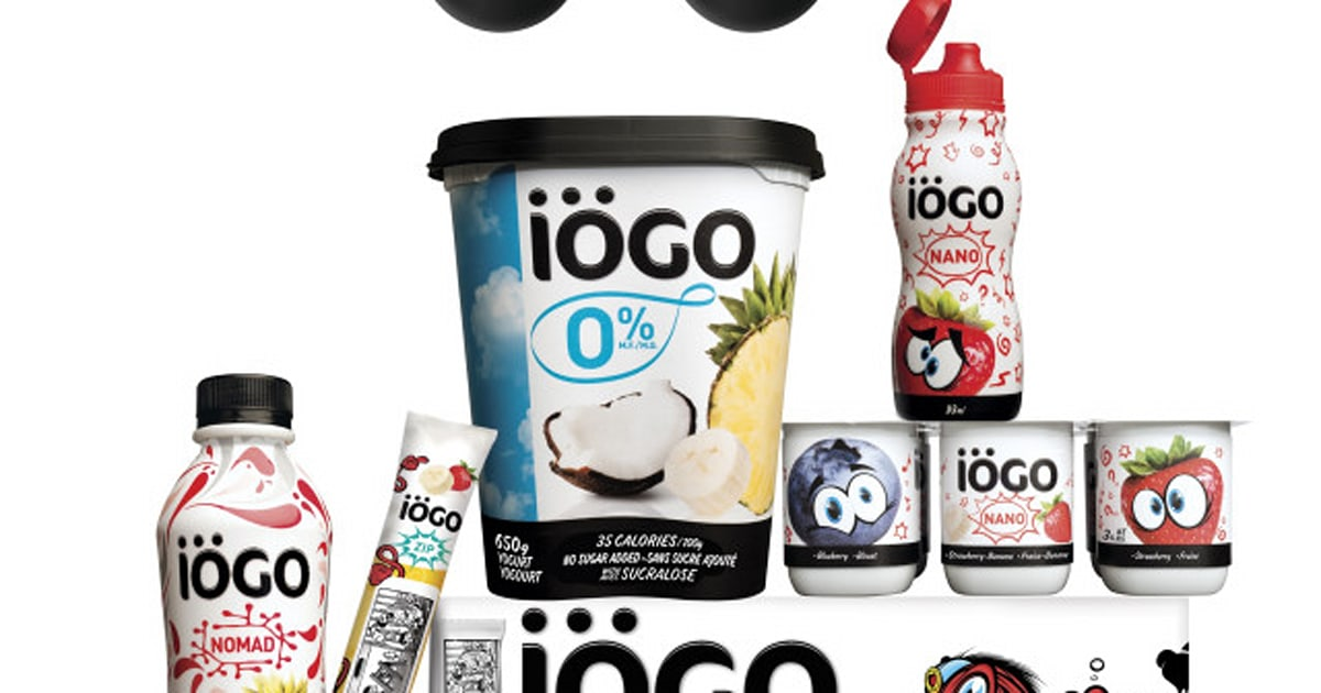 Iogo Yogurt In Canada: New Yogurt Brands Ramp Up Competition
