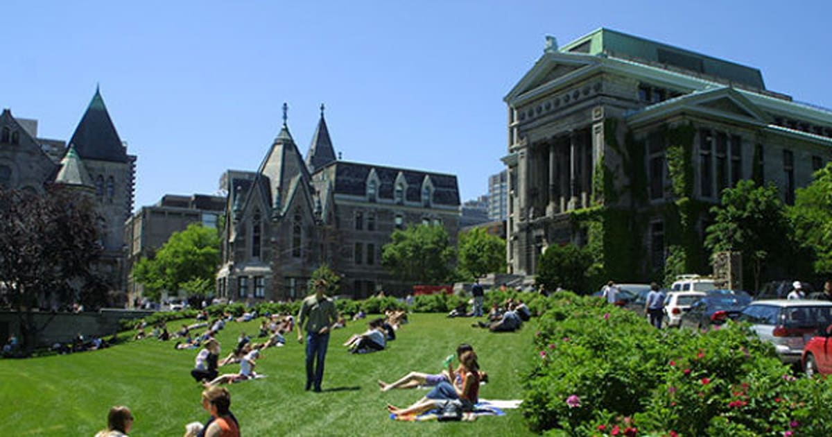 mcgill student dating A proposed sexual assault policy has been written by a group of students — backed by eight mcgill student associations marie-france coallier / montreal gazette.