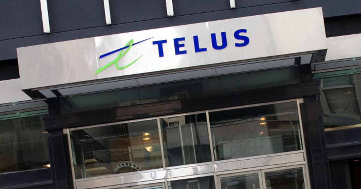 telus corporation capital structure