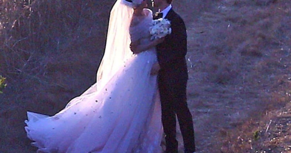 Boda de Anne Hathaway: vestido de boda de Valentino para casarse con ...