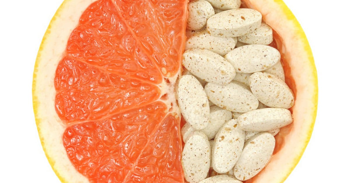 grapefruit interactions with drugs Dangerous food-drug interactions the interaction between grapefruit and calcium channel blockers is strongest  erectile dysfunction drugs and grapefruit.