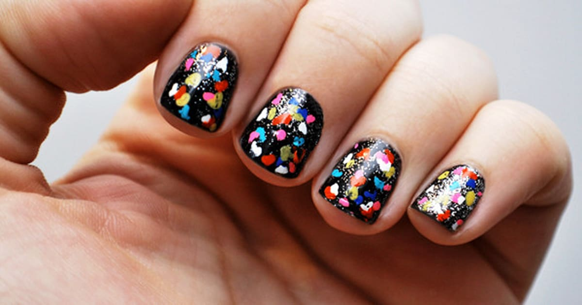 Hot nail art trends for spring prinsesfo Gallery