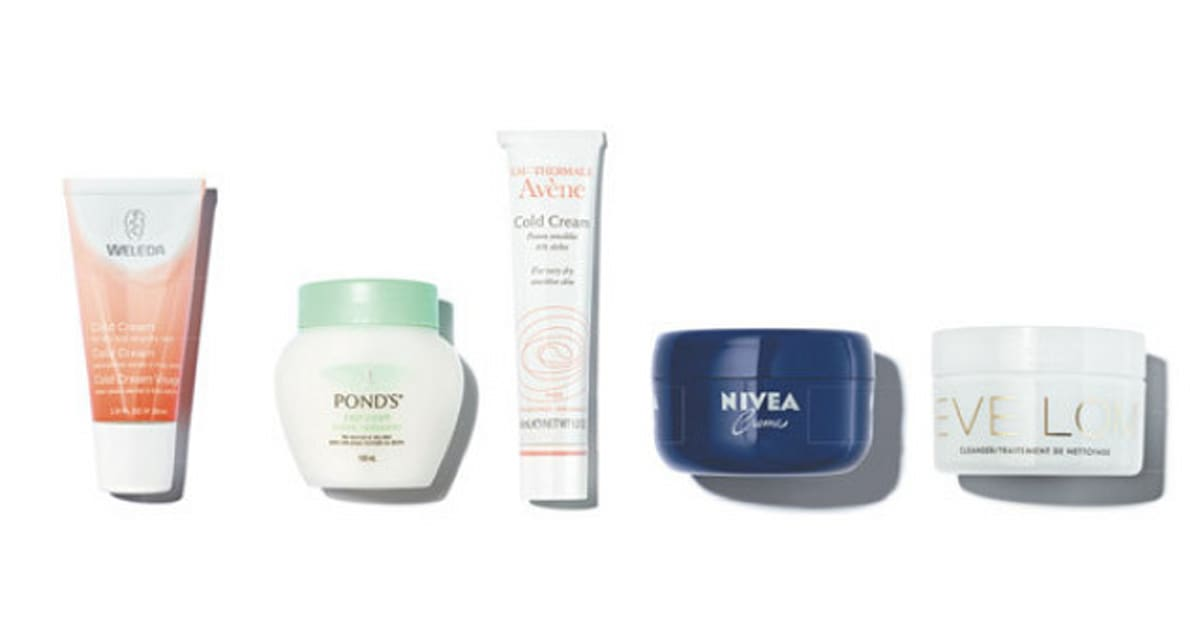 Best Cold Creams: 5 Tried And Tested Products For Your Skin