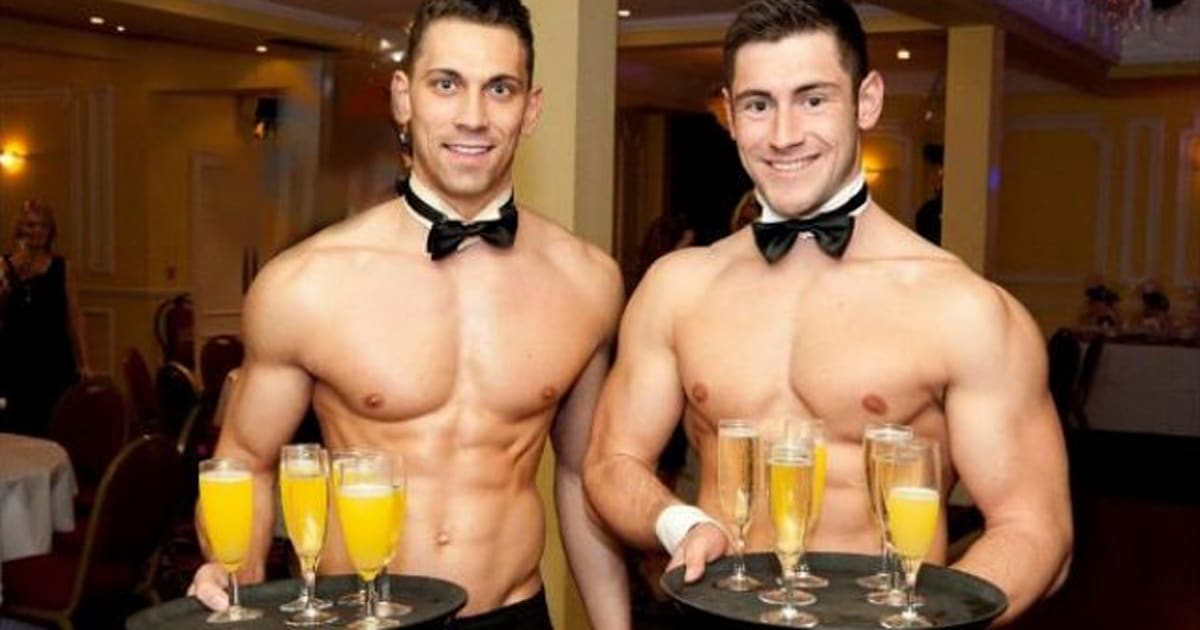 Butlers In The Buff UK   Adventure Connections