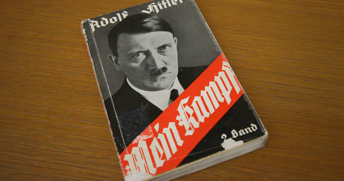 a look into race and people in adolf hitlers mein kampf -adolf hitler, mein kampf to answer his own question, he immersed himself in anti-semitic hitler, mein kampf even though, he continually did business and maintain friendships with jews, some hitler goes on to say that subjugated peoples actually benefit by being conquered because they.
