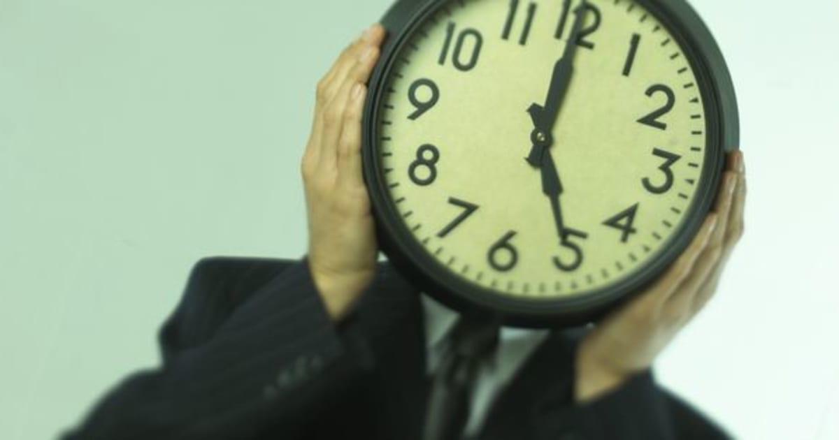 Por que trabalhar das 9h às 17h não faz sentido