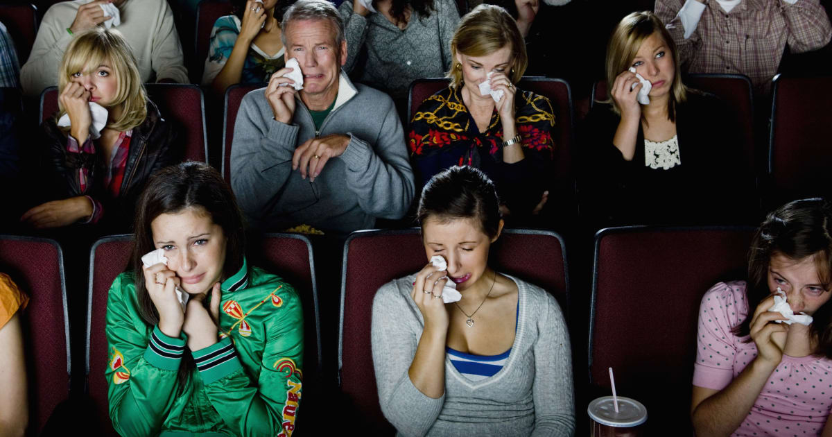 Crying In Movies Helps You Bond Plus The Best Ever Tear Jerkers