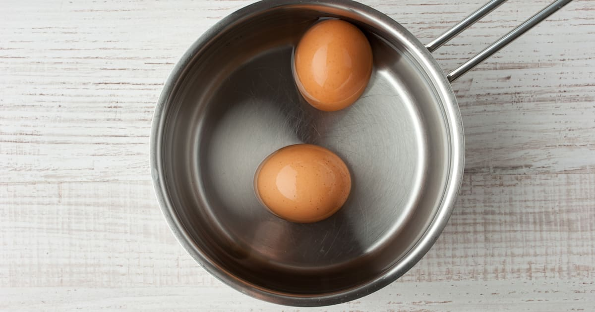 Instead Of Boiling Your Eggs You Should Try Steaming Them