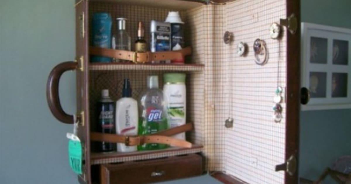 Ideas originales para reciclar en casa 29 cosas que nunca - Decorar mi casa reciclando ...