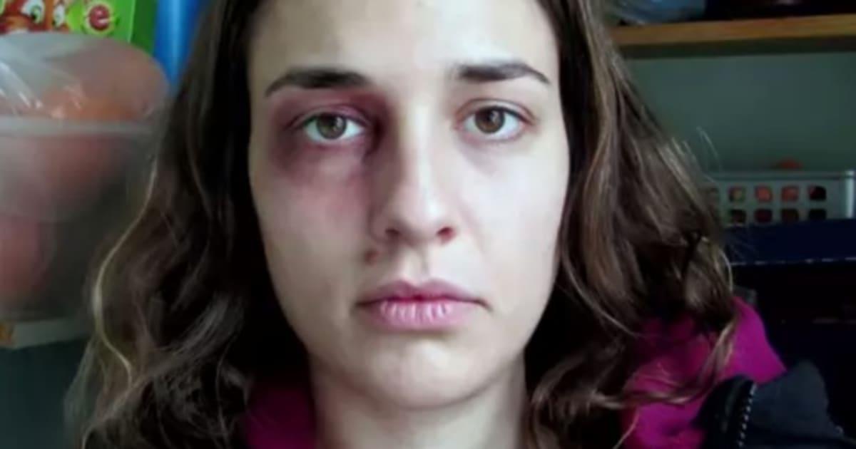 vid o d 39 une femme battue pendant un an faut il choquer pour devenir viral. Black Bedroom Furniture Sets. Home Design Ideas