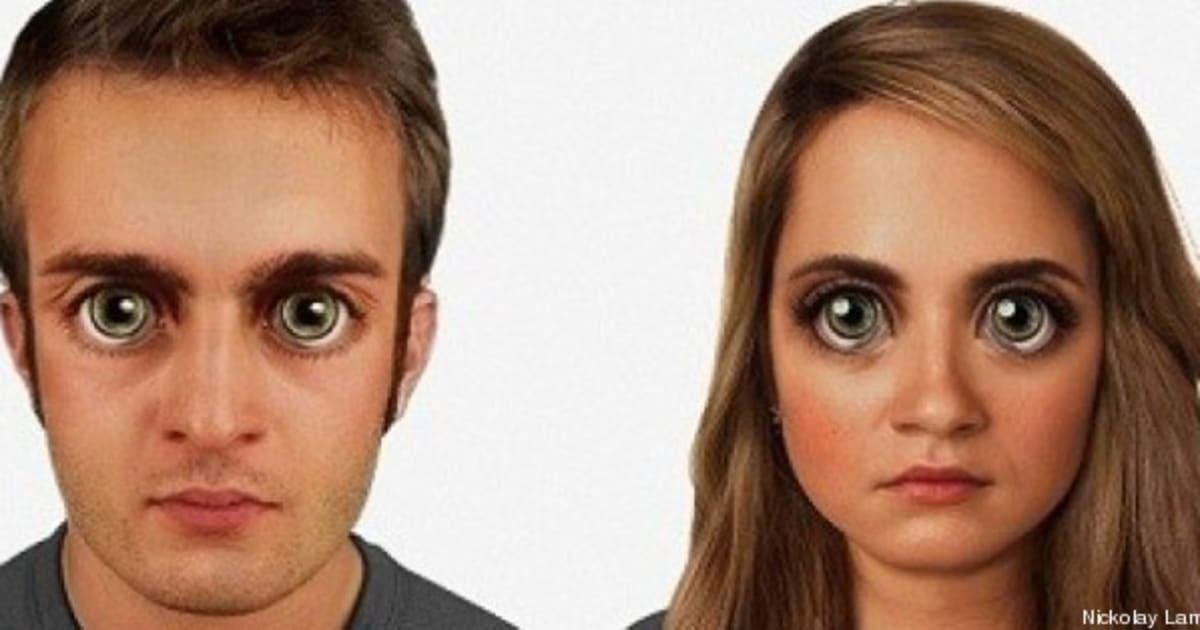 L 39 volution de nos visages dans ans for Dans 100 ans