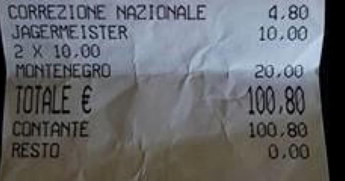 Venezia caro prezzi cento euro per quattro caff e tre for Ristorante amo venezia prezzi