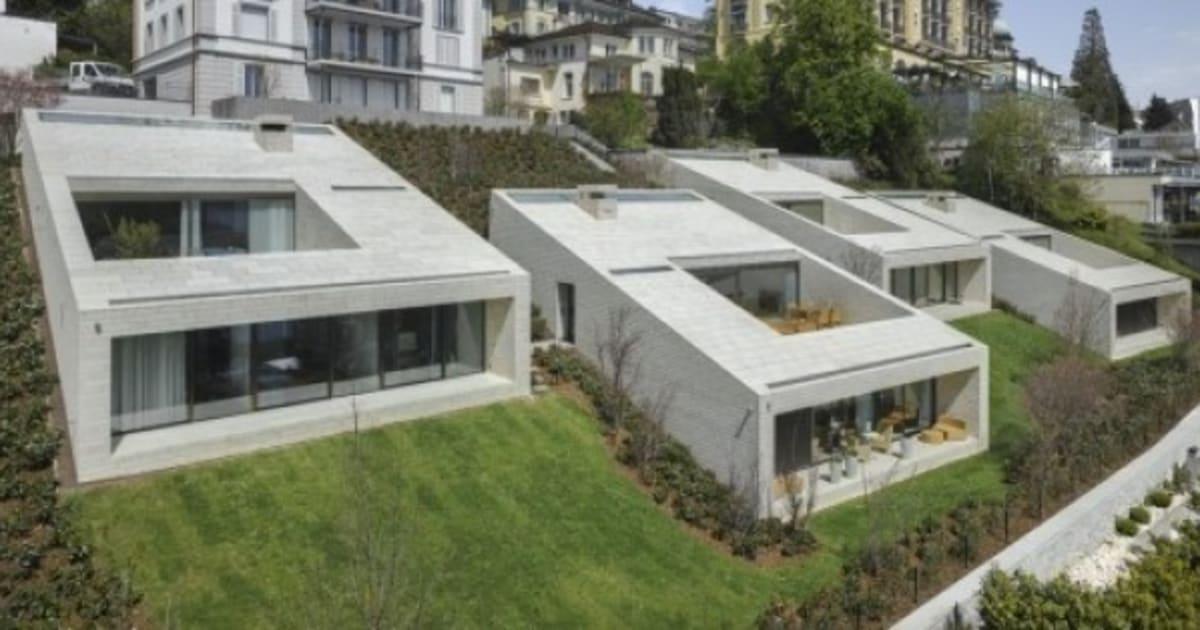 Photos des villas troglodytes en milieu urbain for Architecture troglodyte