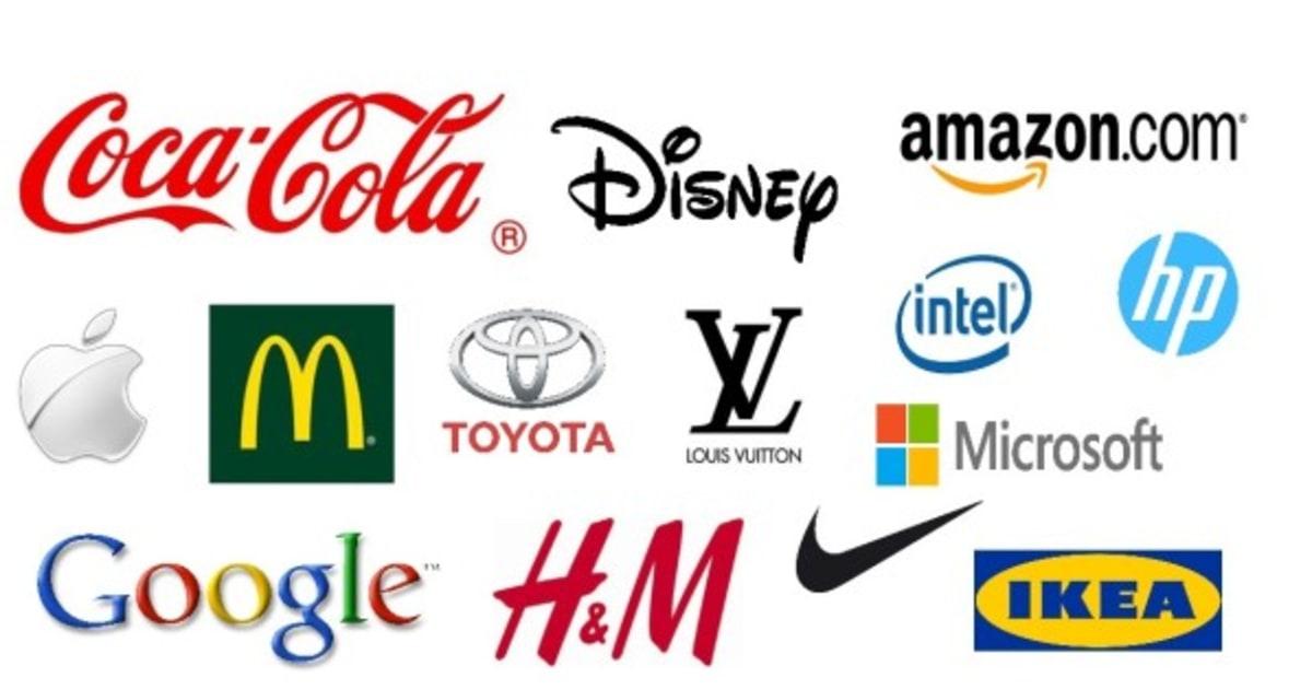 Marques les plus puissantes apple et google passent devant coca cola - Marque de the connu ...