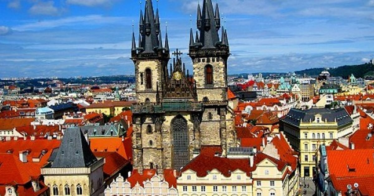The best places to eat and stay in prague for Best place to stay in prague