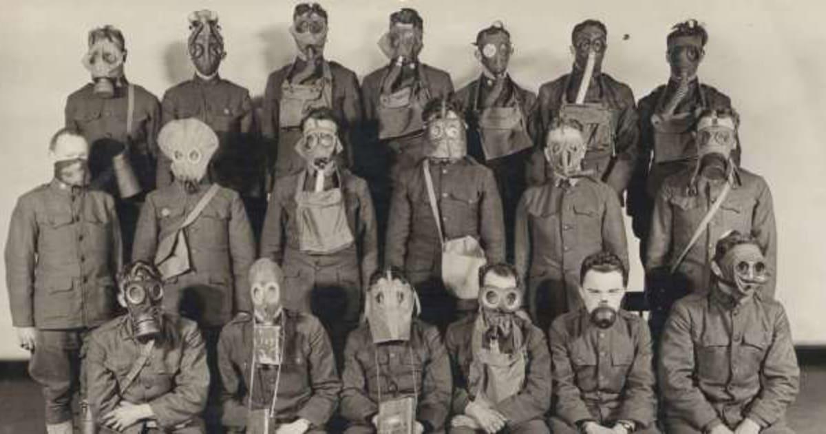 Prima guerra mondiale guns gas masks and pigeons le for Decorati 2 guerra mondiale