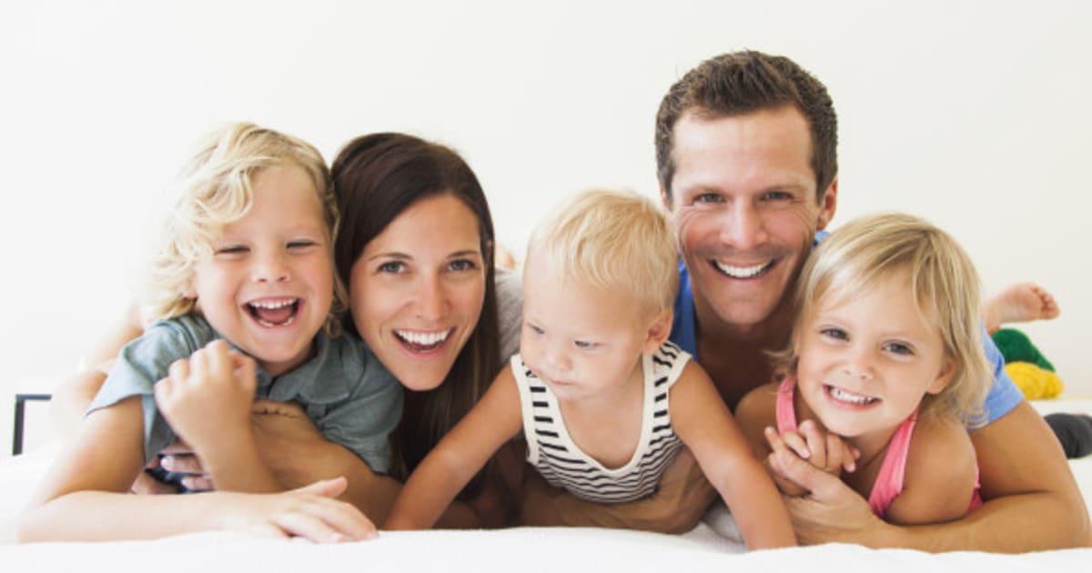 22 choses qui changent quand on a trois enfants plut t que deux. Black Bedroom Furniture Sets. Home Design Ideas
