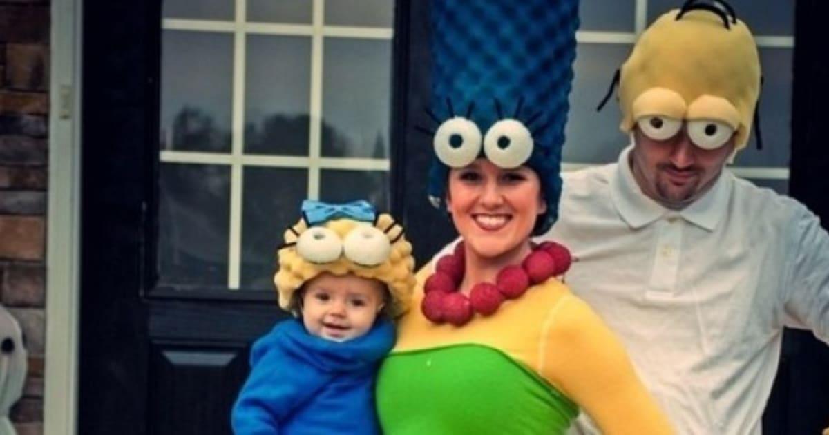 Disfraces en familia 70 ideas para un carnaval con los - Disfraces en familia ...