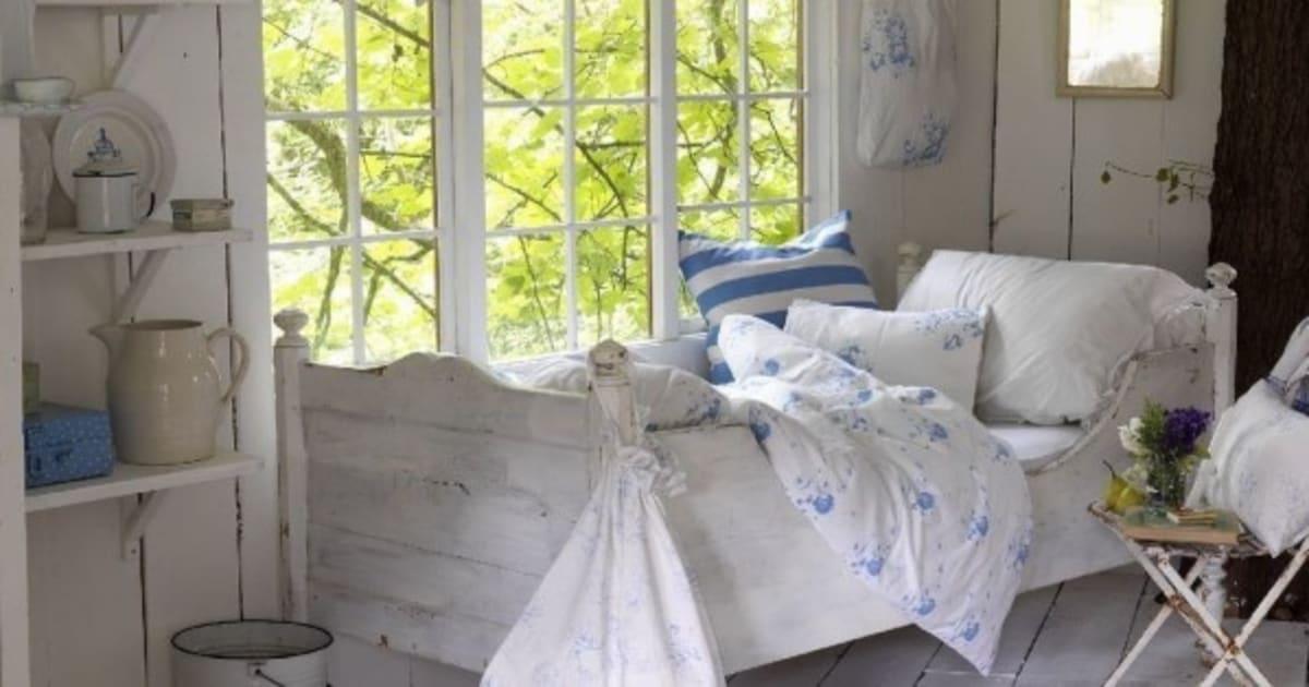 5 ideias para decorar com shabby chic. Black Bedroom Furniture Sets. Home Design Ideas