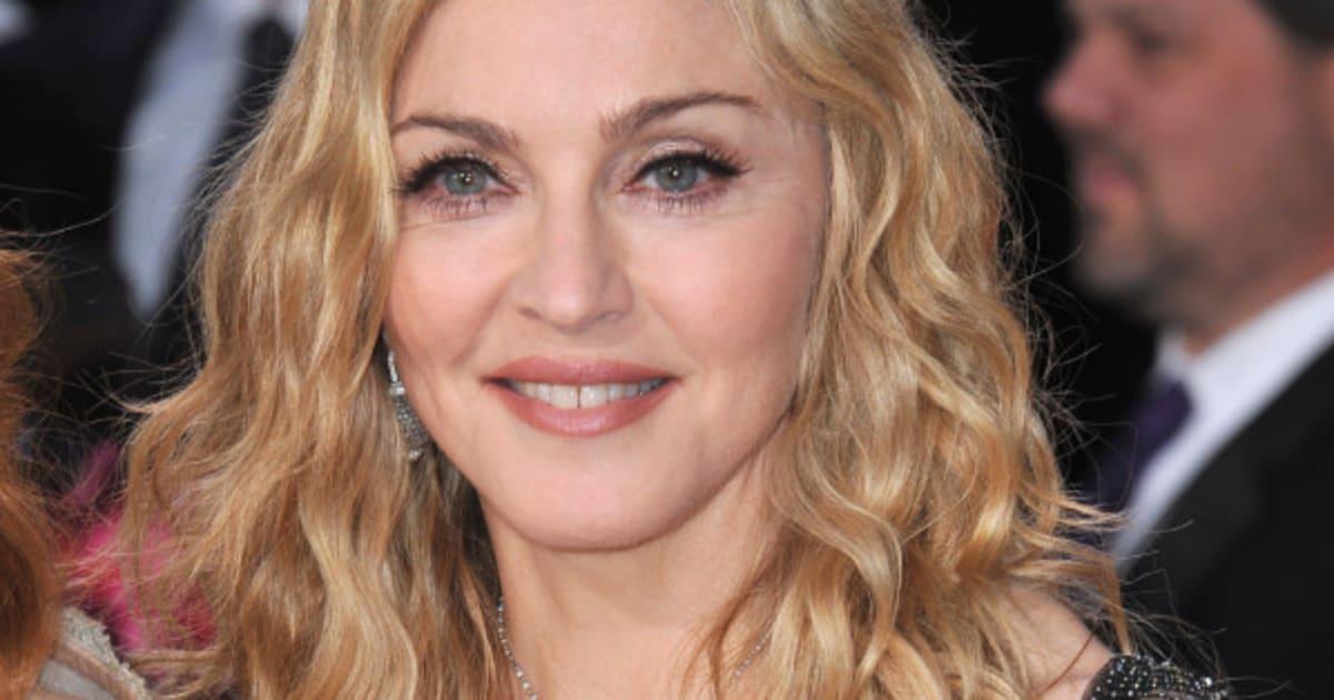 Lorsque Madonna crée la polémique pour son âge...!