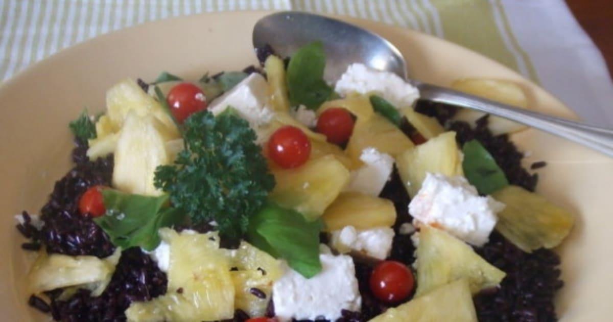 31 formas de hacer una ensalada sin usar lechuga fotos for Decoracion de ensaladas