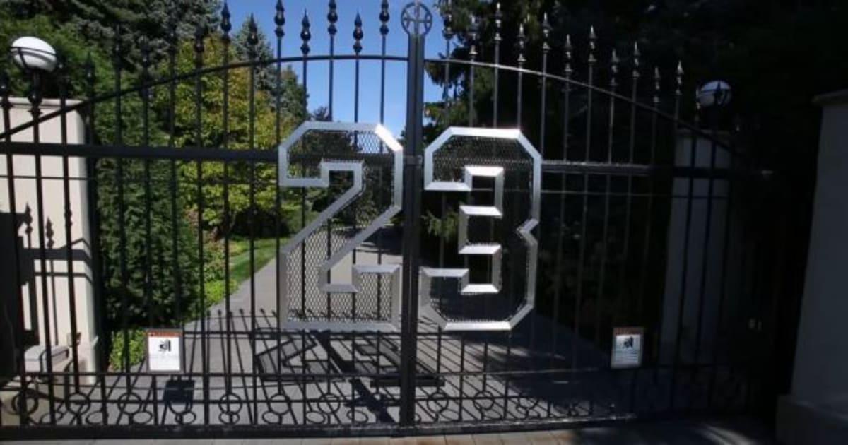 Michael jordan oblig de baisser le prix de sa maison for Nommer sa maison