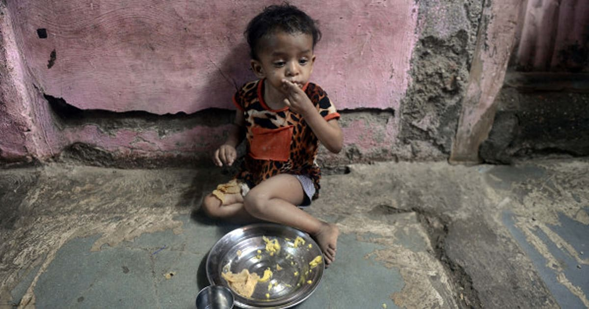 Here's Scientific Proof That Poverty Can Be Inherited