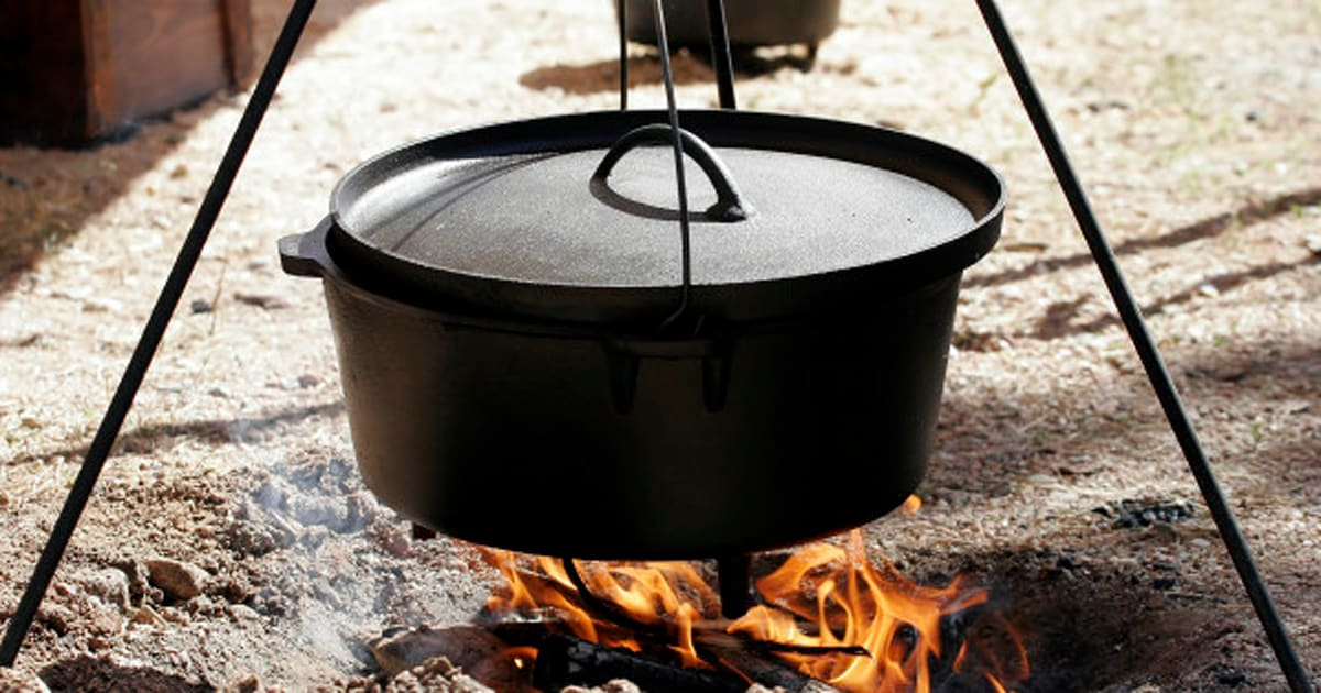 21 dutch oven recipes for camping for Dutch oven camping recipes for two