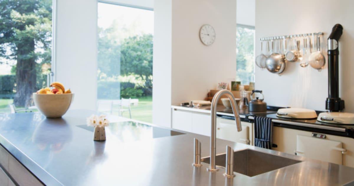 comment bien nettoyer vos lectrom nagers en acier inoxydable. Black Bedroom Furniture Sets. Home Design Ideas