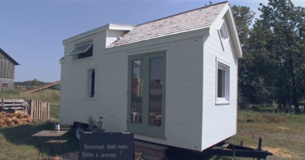 Les grands d fis d 39 une mini maison - Rever d une vieille maison ...