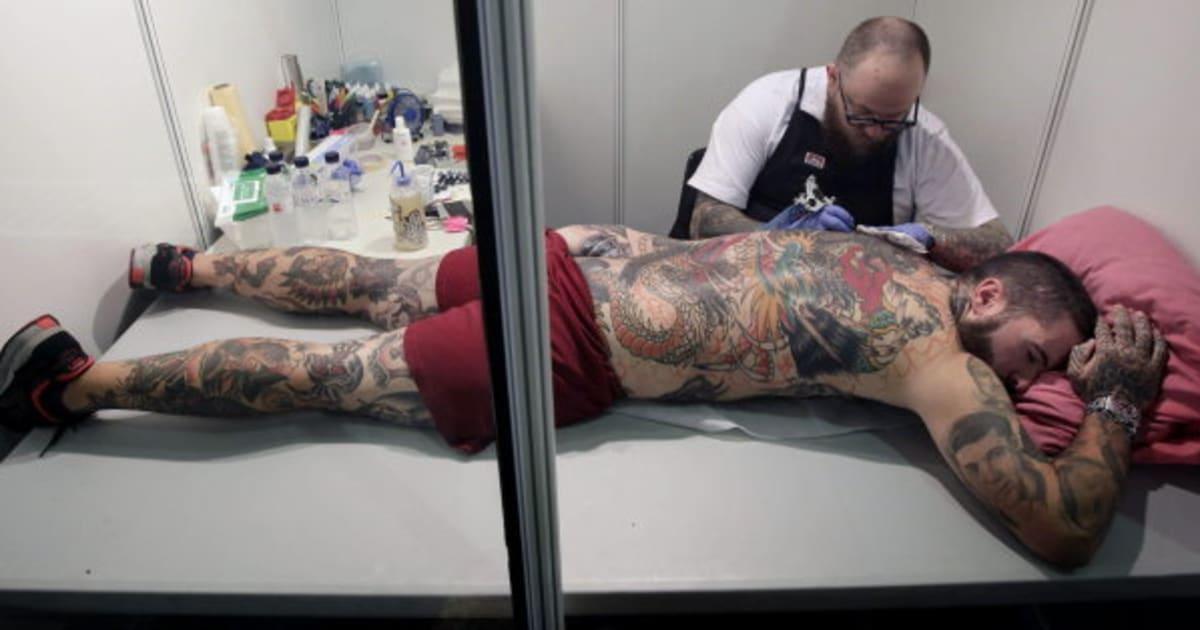 Qu hay que estudiar para ser tatuador - Que hay que estudiar para ser decorador ...