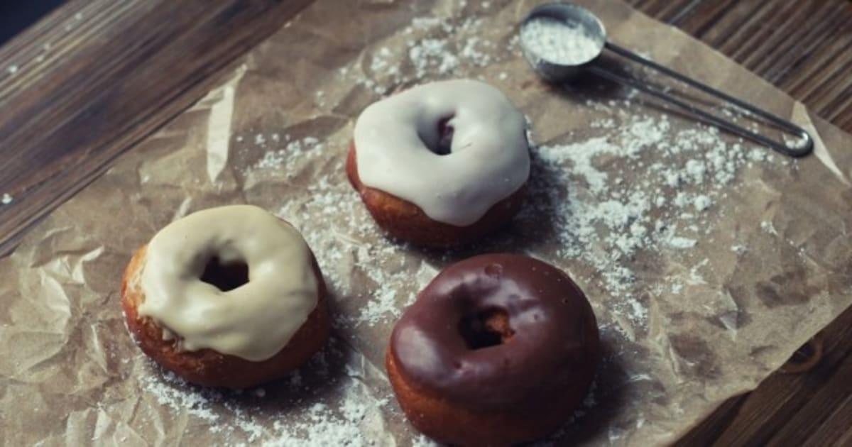 comment faire des donuts vegan sans lait ni beurre. Black Bedroom Furniture Sets. Home Design Ideas