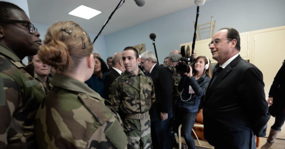 Un cadre strict pour apprendre un m tier mode d 39 emploi du - Bureau de recrutement militaire ...