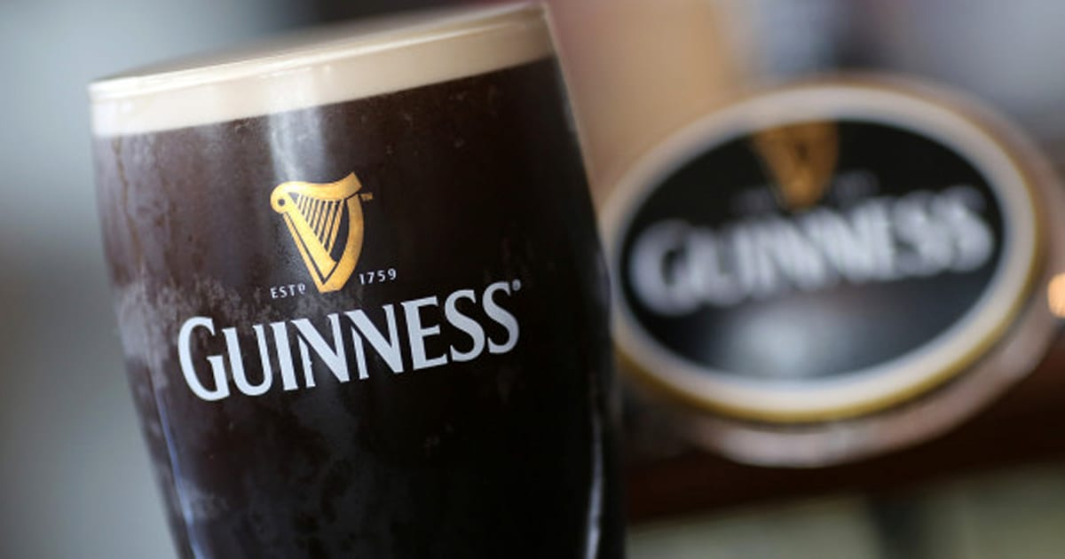 Guinness to stop using fish bladder ingredient in their for Fish bladder in beer