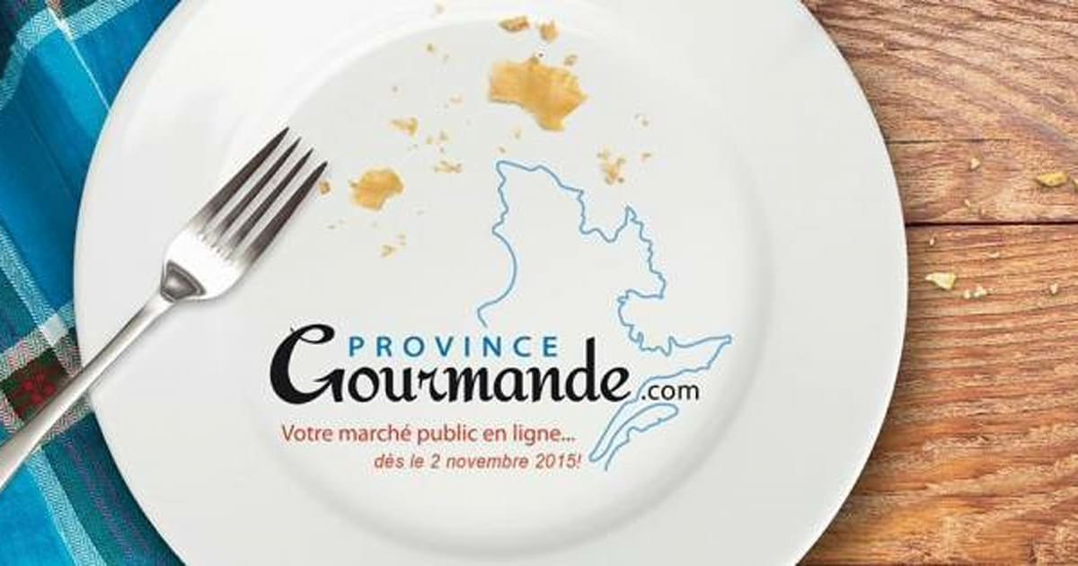 Un premier march public en ligne for Divan quebecois