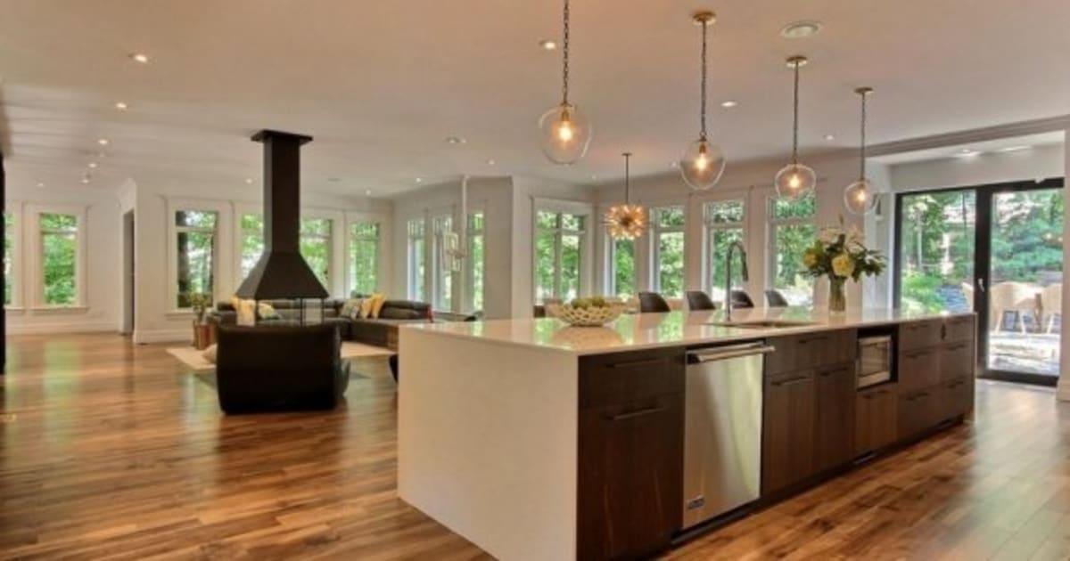 Brigitte lafleur vend sa sublime maison mont st hilaire for Rehausser sa maison prix