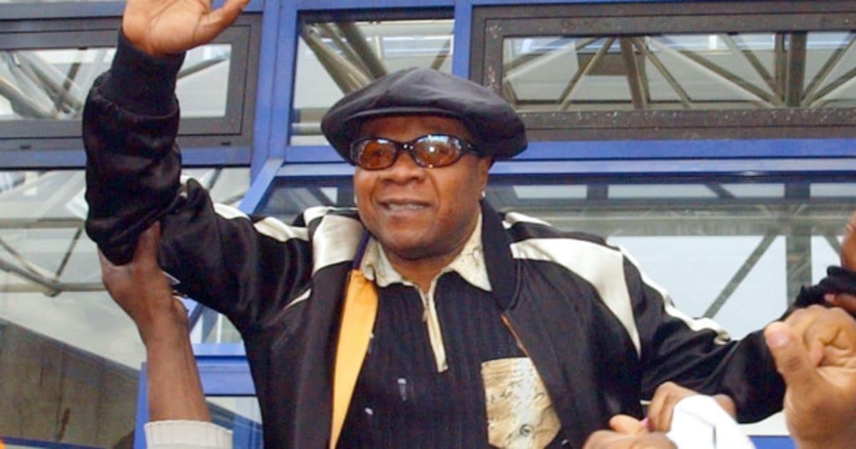 Le chanteur congolais papa wemba est mort 66 ans for Bureau quebec abidjan